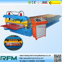 [Feixiang.Feitian] decking roll forming machine