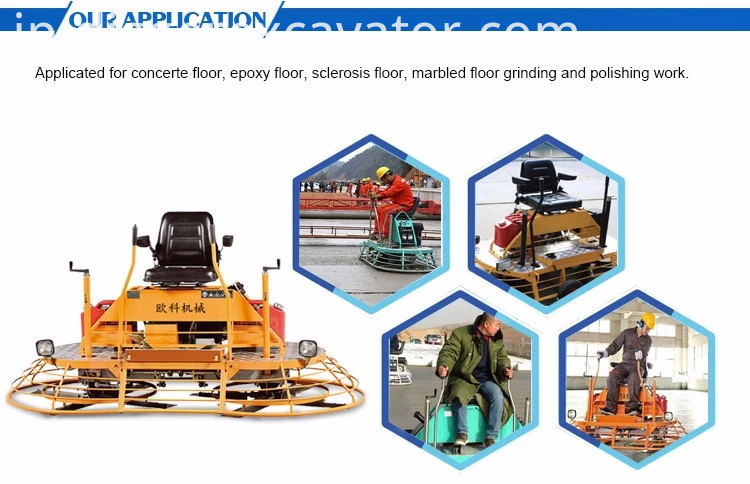 Power Trowel Machines