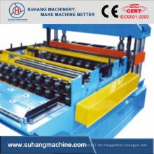 0.3-2mm 1250mm Breite Einfache Hydraulische Metall Stahltrennlinie