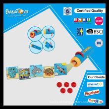 Produto educacional com brinquedos de brinquedo cartoon cartoon imagem