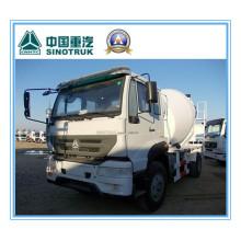 336HP 8m3 Sinotruk HOWO 6 X 4 Cement / Concrete Mixer Truck