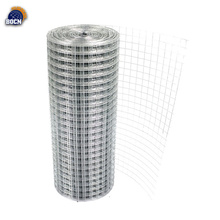 1 inch galvanized welded wire mesh rolls