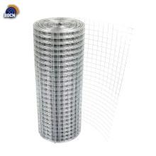 6x6 10/10 rollo de malla de alambre soldado eléctrico