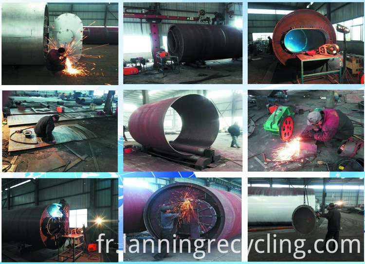 manufacturering process