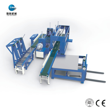 Textile Dyeing Roll Fabric Vacuum Packing Machine