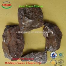 silicium à faible teneur en silicium / silicium Silicium Si 15% 45% poudre / briquette / balle