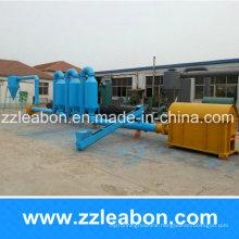 Hot Air Furnace Small Sawdust Dryer Sawdust Cyclone Dryer