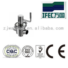 Sanitary Stainless Steel Single Seat Valve (IFEC-SV100001)