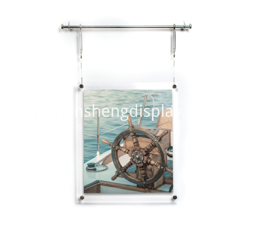 Acrylic Photo Display