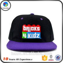 flat brim hats/custom hats/plain hats wholesale
