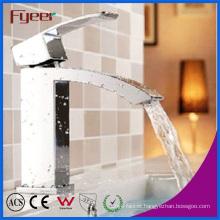 Fyeer Hot Sale Economical Brass Basin Faucet (QH0517C)