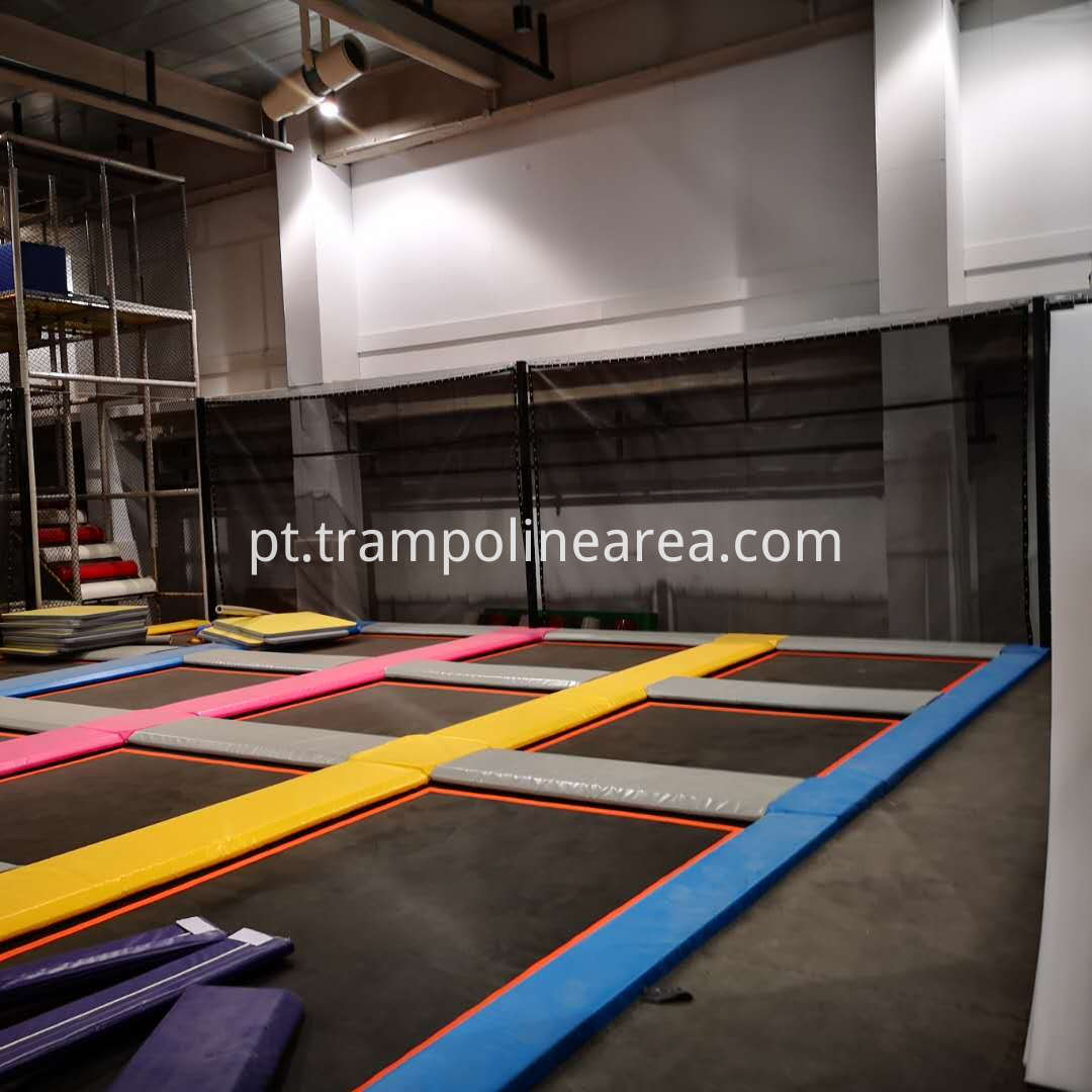 Korea indoor trampoline