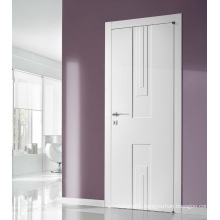 5mm MDF Finger-Joint Softwood White Primer Flush Door