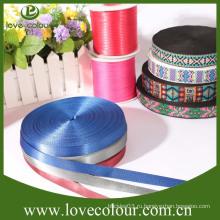 Прямая продажа фабрики сверхмощная ткань яркая синяя лента
