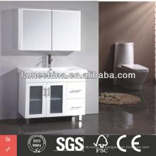 Новая современная мебель для ванных комнат Современная мебель для ванной комнаты MDF