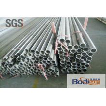 Tubos de Aluminio 6061, 6063 6082 T6 Tratamiento Térmico, Placa de Aleación de Aluminio Reforzada, Intensidad Moderada, Tubo de Aluminio Tubo de Aluminio, Tubo de Aluminio Flexible