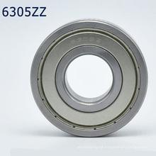Deep Groove Ball Bearing 63 Series with Shield 6305zz