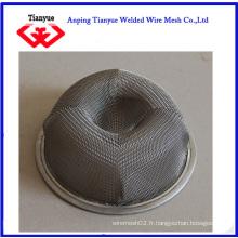 Filtres à mailles métalliques couvert (TYB-0067)