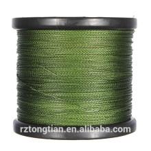 Fabricante colorido de China de la cuerda de la pesca del palangre