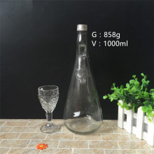 Glass Wine Bottle 1000ml on Sale