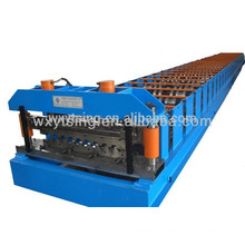 YTSING-YD-4455 Pass CE and ISO Decking Sheet Roll Forming Machine, Metal Deck Roll Forming Machine
