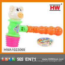 2015 good quality kids mini plastic toy hammer
