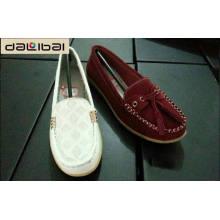 Самые лучшие продавая ботинки фабрики ботинок замши china оптовой продажи кожаные обувают
