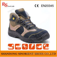 Building Safety Shoes Work Shoe for Middle East Market Safety Work Shoe