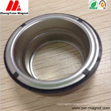 PA12 Injection Plastic Ferrite Magnet with Shaft Assembly