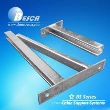 Slotted Strut Cantilever Arm - UL,cUL,CE,IEC,NEMA