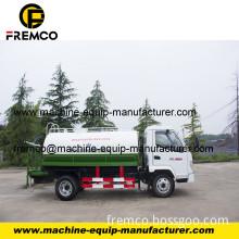 4x2 10000 Liter Water Tank Trucks