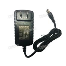 Spare 12V 1.5A 18W Us Adaptador de corrente AC padrão