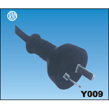 Argentina IRAM 2 Pin Power Plug