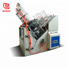 Bonjee New Technology Product In China Paper Cake Dish Plate Forming Machine