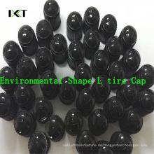 Auto-Rad-Gummireifen-Kappe Universal-kundengebundenes PP / ABS Umwelt-L Form Kxt-EL01