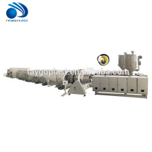 high stable PP/PE/PPR pipe extrusion machine produced by Faygo