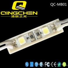 Module d'affichage à lumière pleine couleur White Injection LED Modules