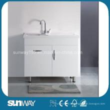 Wäscherei Schrank Moderne Waschküche