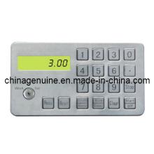 Zcheng Brand Fuel Dispenser Computer Metal Keyboard
