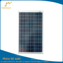 (Popular! ! !) Price Per Watt Solar Panels in China Hot Sale (SGM-60W)