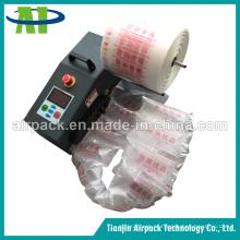 Máquina de empacotamento do coxim de ar / saco plástico de bolhas do ar que faz a máquina / máquina do descanso de ar