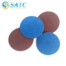 "2"" Zirconium Oxide Mini Quick Change Discs For Polishing"