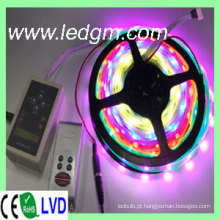 Faixa LED RGB 5050 LED 1909 IC Faixa LED mágica