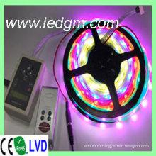 Светодиодная лента 5050 RGB 1909 IC Волшебная светодиодная лента