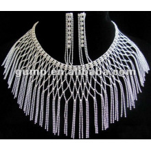 Latest bridal wedding jewelry set (GWJ12-456)