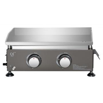 2 Burner Propane Gas Griddle for Outdoor