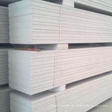 (ALCP-125) Panel de pared de AAC de concreto prefabricado Panel de suelo Panel de techo