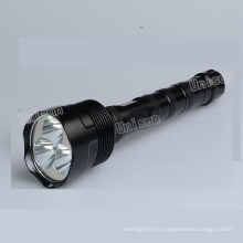 High Lumens 10W Rechargeable LED Torch Light
