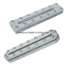 Weld Pad Flat Glass Level Gauge. Welding Pad Gauge Reflex Glass