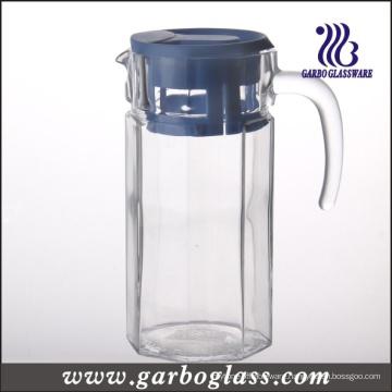 1.4L Glass Pitcher with Lid /Glass Jug (GB1117BJ)